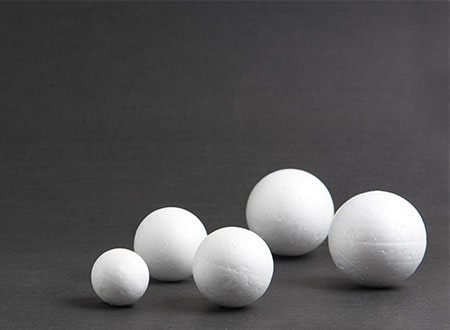 polystyrene extrude ou polystyrene expanse